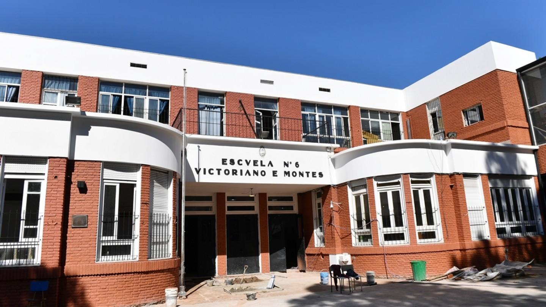 San Fernando Municipio - Una ciudad que se renueva. - Escuela Primaria Nº 6  y Secundaria Nº 23